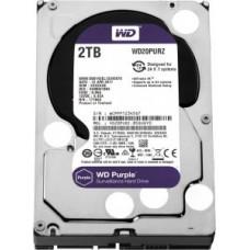 HDD 2000 GB (2 TB) SATA-III Purple (WD20PURZ)
