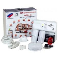 GSM сигнализация ИПРо-6 для дома
